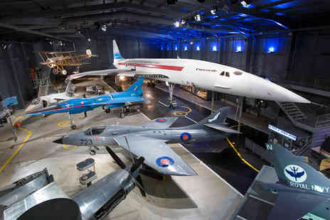 Fleet Air Arm Museum - Child or student ticket - Save 40%