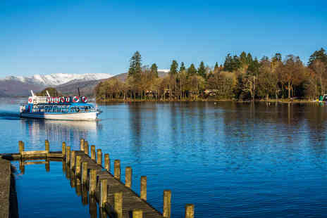 Newby Bridge Hotel - Four Star Two nights Lake District getaway with dinner on the first night, breakfast, leisure access and Windermere cruise - Save 20%