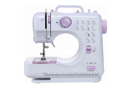 Eurotrade - Mini electric sewing machine - Save 0%