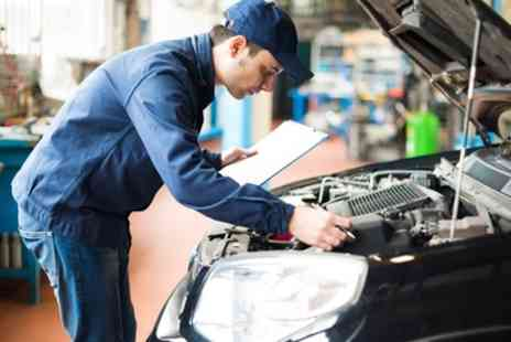M and C Autocare - MOT Test and Vehicle Health Check with Optional Tyre Check - Save 47%