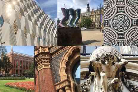 Leeds Walking Tours - 2 Hour Leeds Highlights Walking Tour - Save 0%