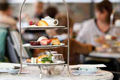 The Marlborough Arms - Afternoon tea for Two - Save 52%