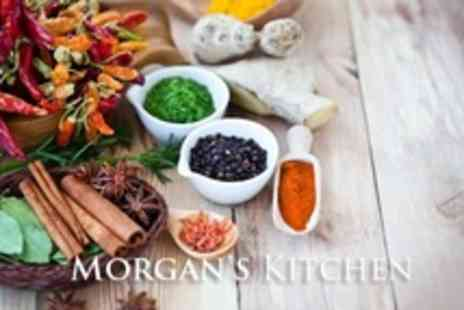 Morgan's Kitchen - Two Hour Spices and Chillies BYO Cooking Class - Save 13%