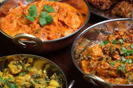 Balti King - £5 for £20 to spend on food for two - Save 75%