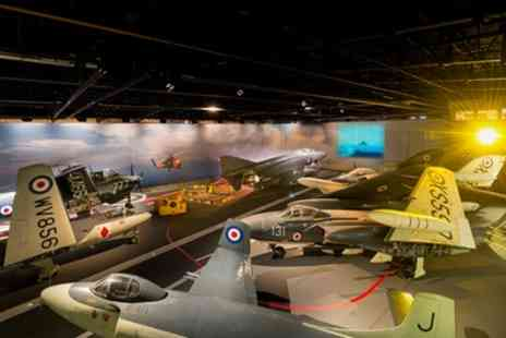Fleet Air Arm Museum - Museum Ticket for Child, Adult or Senior Over 65 - Save 25%