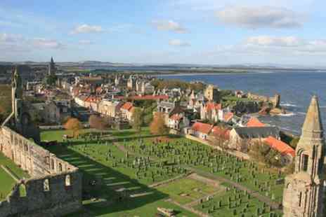 Heart of Scotland Tours - St Andrews, Whisky and the Kingdom of Fife Small Group Day Tour - Save 0%
