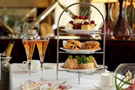 Shrigley Hall Hotel - Afternoon Tea with Glass of Prosecco for Two or Four - Save 30%