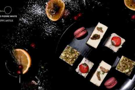 Marco Pierre White Steakhouse Bar & Grill - Festive Afternoon Tea, Cocktail for Two - Save 61%