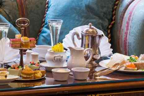 The Bentley London - Five Star Champagne Afternoon Tea for Up to Four - Save 39%