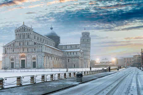 Worldwide Tours and Travel - Two nights Pisa Christmas market break with return flights - Save 31%