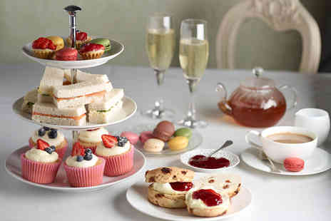 Clayton Crown Hotel - Afternoon tea for two with a bottle of Prosecco to share - Save 43%