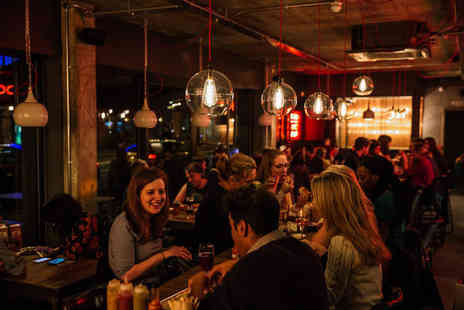 BrewDog - New Years Eve dining with two hours of bottomless wine and beer - Save 73%
