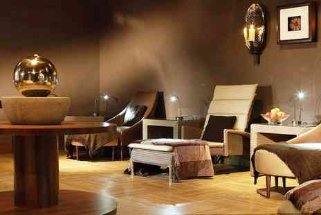 MacDonald Portal Hotel - Superb Cheshire spa day with treatments and cream tea - Save 0%