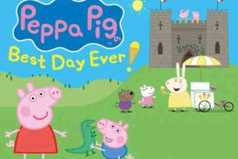 The Duke Of York - Tickets to see Peppa Pigs Best Day Ever - Save 0%