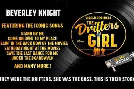 Garrick Theatre - Tickets to see The Drifters Girl - Save 0%