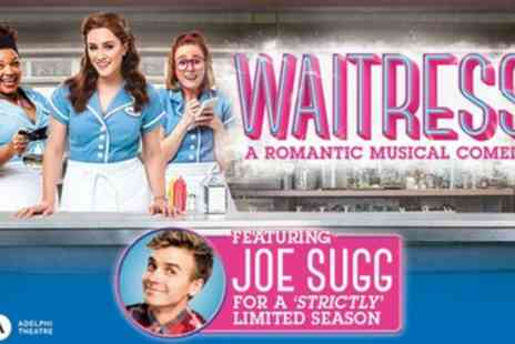 The Adelphi Theatre - 35% Off tickets to see Waitress - Save 35%
