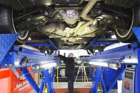 Eurofit Autocentres - Mot with Winter Health Check, Hot Drink and 10% Off Repairs - Save 67%