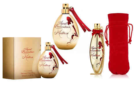 Wowcher Direct - 25ml purse spray bottle of Agent Provocateur Maitresse eau de parfum - Save 16%