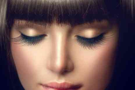 Jan at Envy Hair and Beauty - Russian Eyelash Extensions with Optional Eyebrow Shape - Save 37%