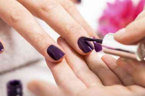 Strictly Waxing Bolton - Gel Polish on Hands, Feet or Both - Save 44%