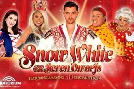 Shone Productions - One best available ticket to Snow White and the Seven Dwarfs pantomime from 14th To 23rd December - Save 41%