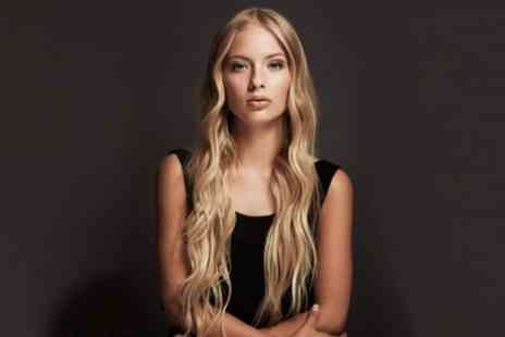 Cocoon Hair Salon - Wash, Cut and Blow Dry with Optional Half Head or Full Head Highlights - Save 28%