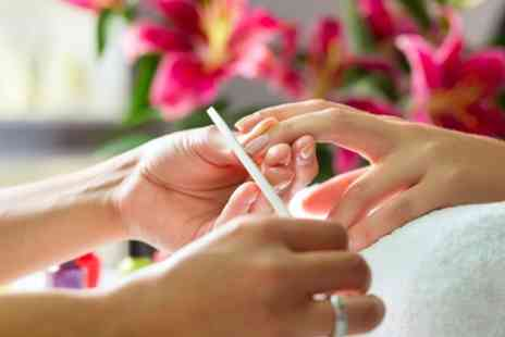 Avons Hair And Beauty - Shellac Manicure or Pedicure or Both - Save 33%
