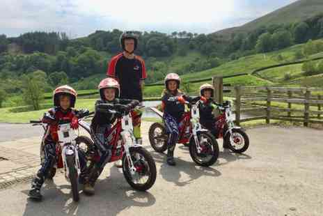 Virgin Experience Days - Childrens Trial Bike Experience - Save 0%