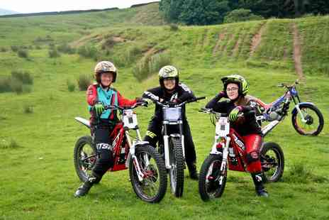 Virgin Experience Days - Full Day Beginners Trial Bike Experience - Save 0%