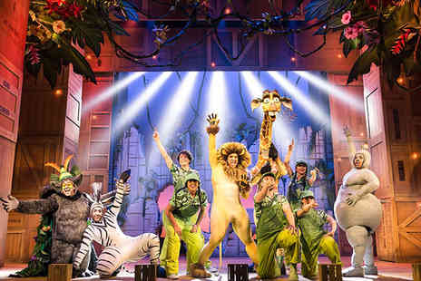 Southport Theatre & Convention Centre - Ticket to Madagascar the Musical - Save 42%