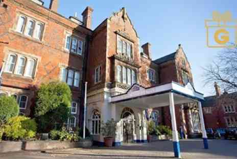 North Stafford Hotel - Stay for Two with Option for Breakfast, Buffet Dinner and Bottle of Wine - Save 0%