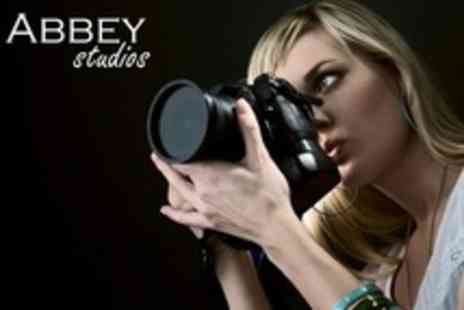 Abbey Studios - Three Hour Digital Photography Workshop For One - Save 76%