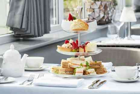 Hinckley Island Hotel - Afternoon Tea with Spa Entry and Optional Bubbly for Up to Four - Save 0%