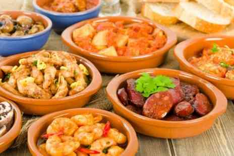 Ole Ole Tapas - £15 or £25 toward Spanish Food and Tapas - Save 50%