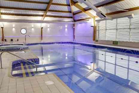 The Fountain Spa Health & Leisure Club - Spa Day with Choice of Two Treatments - Save 45%