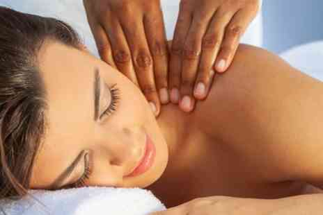 E Fix Massage Therapy - Choice of 30 or 60 Minute Swedish or Sports Massage for One or Two - Save 57%