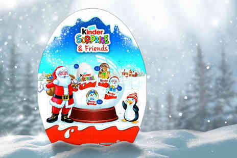 Euro Coffee Pods - Kinder Egg Surprise and Friends advent calendar - Save 0%