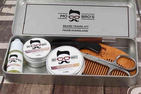 Mo Bros - Six piece starter care tin - Save 48%