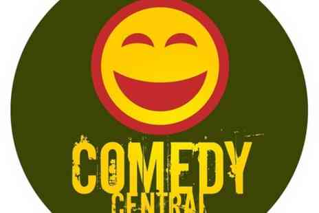 Liverpool Comedy Central - Live Comedy Show - Save 0%