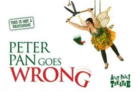 Alexandra Palace - Tickets to see Peter Pan Goes Wrong - Save 0%