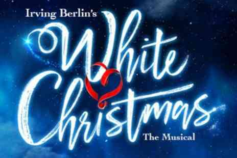 Dominion Theatre - Tickets to see Irving Berlins White Christmas - Save 0%