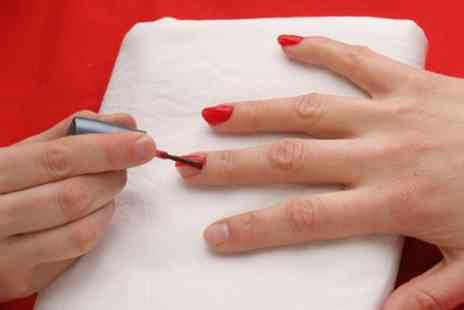 The Beauty Room by Lauren - Express or Signature Gel Manicure, Pedicure or Both - Save 40%