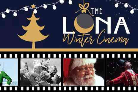 Luna Winter Cinema - Luna Winter Cinema The Ultimate Festive Cinema Experience - Save 0%