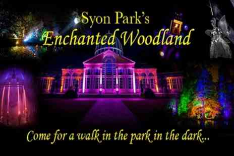 Syon House - Tickets to see Syon Parks Enchanted Woodland - Save 0%