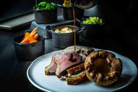 Craft Dining Rooms - Sunday Two Course Roast Lunch for Two - Save 46%