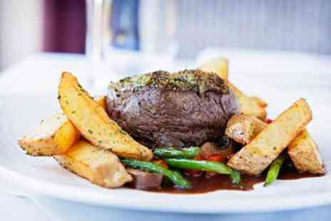 315 Bar and Restaurant - Fillet Steak Meal with Sides and Sauce for Two or Four - Save 49%