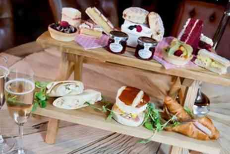 Lonestar Sheffield - Traditional or Sparkling Afternoon Tea for Two or Four - Save 0%