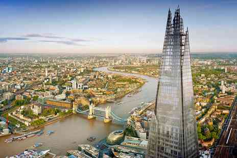 Shard Viewing Gallery Management - Flexible tkt with fast track - Save 0%