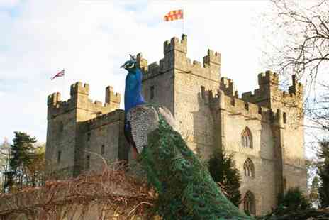 Langley Castle Hotel - Northumberland castle stay with tour - Save 0%