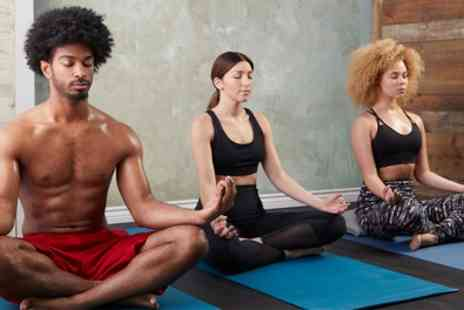 Hot Yoga South - One or Five Hot Yoga Classes - Save 47%